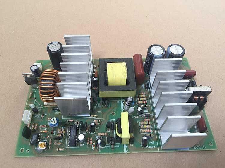 12V12A智能全自动充电板