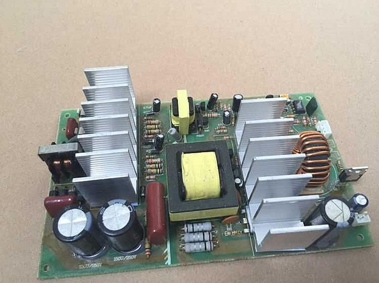 24V6A智能全自动充电板
