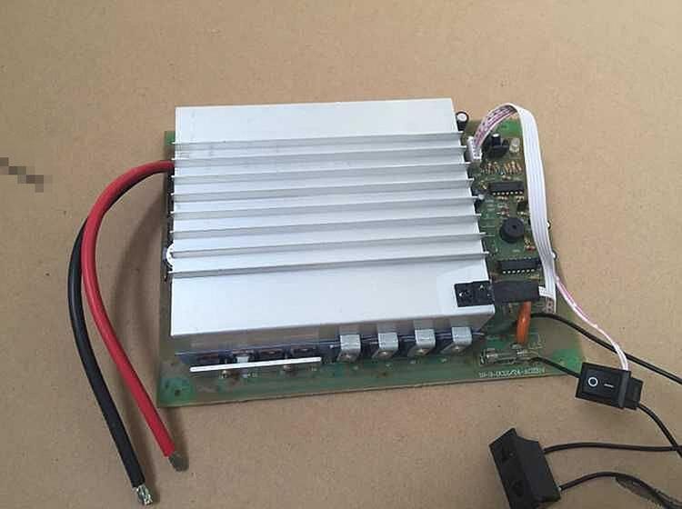 24V900W逆变板