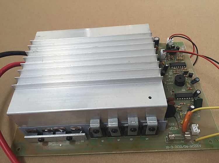 12V900W逆变板