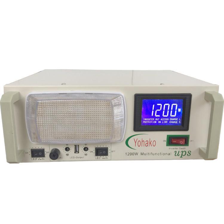 12V1000W UPS 易胜博注册器